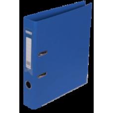 Реєстратор ELITE двост. А4, 50мм PP, синій, збірний BM.3002-02с