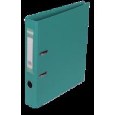 Реєстратор ELITE двост. А4, 50мм PP, бірюзовий, збірний BM.3002-06с