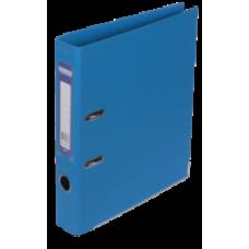Реєстратор ELITE двост. А4, 50мм PP, св. синій збірний BM.3002-30с