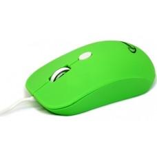Мышь Gembird MUS-102-G, USB интерфейс, зелений колір