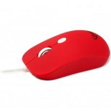 Мышь Gembird MUS-102-R, USB интерфейс, червоний колір