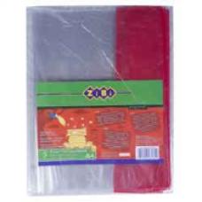 Обкладинка для зошитів і підручників А4, PVC, ZB.4710-99
