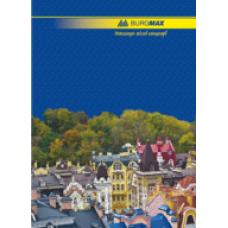 Книга канцелярська 96 арк лін.,оф.(тв. лам. обл), А4 ВМ.2401