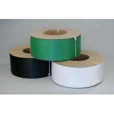 Стрічка поліпропіленова з липким шаром 48х45 Profi 40мкн. зелена