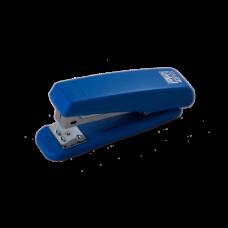 Степлер пластиковий до 20арк., (скоби №24; 26), синій, ВМ. 4210-02