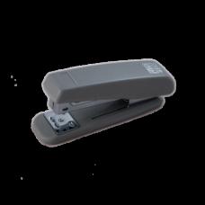 Степлер пластиковий до 20арк., (скоби №24; 26), сірий, ВМ.4210-09