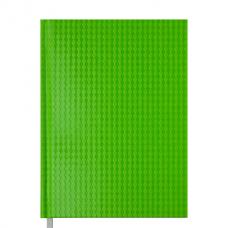 Щоденник недатований DIAMANTE, A5, 288 арк., салатовий.BM.2047-15