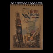 Записна книжка KRAFT А6, 80 арк., клітинка BM.2483