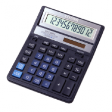 Калькулятор  Citizen SDC-888 ХBL, синій 12разр