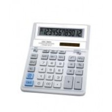 Калькулятор SDC-888 ХWH, біло-сірий 12р.