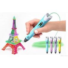 YEMELYA 3d принтеры печать Ручка филаменты ABS PLA (3D PRINTING PEN-2)