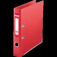 Реєстратор ELITE двост. А4, 50мм, PP, червоний, збірний.BM.3002-05
