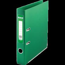 Реєстратор ELITE двост. А4, 50мм, PP, зелений, збірний.BM.3002-04