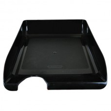 Лоток для паперів JOBMAX (чорний), гориз. BM.6000-01