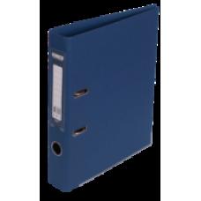 Реєстратор ELITE двост. А4, 50мм PP, т.синій, збірний BM.3002-03с