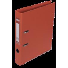 Реєстратор ELITE двост. А4, 50мм PP, помаранчевий, збірний BM.3002-11с