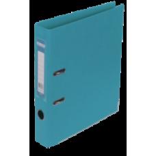 Реєстратор ELITE двост. А4, 50мм PP, блакитний, збірний BM.3002-14с