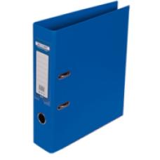 Реєстратор ELITE двост. А4, 70мм PP, синій, збірний BM.3001-02с