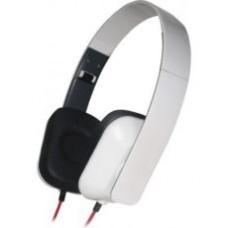 Наушники Gembird MHP-FCO-GW, серія gmb audio, розкладна конструкція, глянцевий білий колір