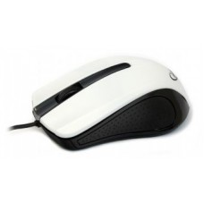 Мышь Gembird MUS-101-W, оптика, White USB