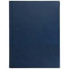 Щоденник недатований А6 АРКУШ блакитний, шоколад