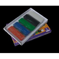 Пластилін 5 кольорів, 100 г. ZB.6220