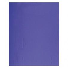 Блокнот А7 на скобі 24арк клітинка, пласт.обкл. ВА7524-П01 фіолетовий