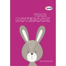 Блокнот TM Profiplan Artbook B6, lilac. 50865