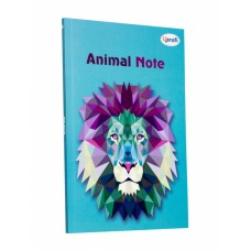 "Блокнот TM Profiplan ""Animal note"", mint, А5. 900022"