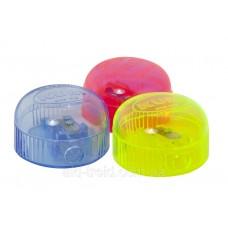 Точилка пластиковая с контейнером круглая KUM 210