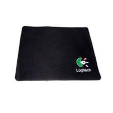 Коврик Office прорезиненый 220*180*2мм (logo Logitech)