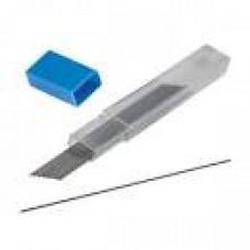 Грифелі для механічних олівців (12шт) НВ 0,7 мм ВМ.8698