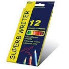 """Кольор. олівці """"MARCO"""", 12 кольор. SUPERB WRITTER 4100-12СВ"""