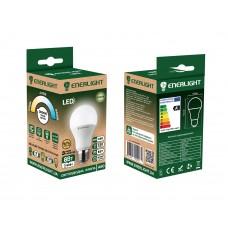 LED лампа ENERLIGHT А60 8Вт 3000К Е27