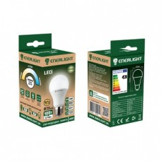 LED лампа ENERLIGHT А60 10Вт 3000К Е27