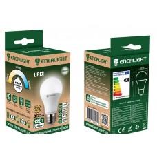 LED лампа ENERLIGHT А60 12Вт 4100К Е27