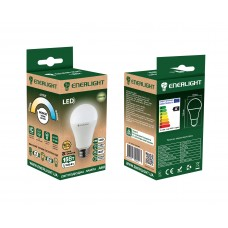 LED лампа ENERLIGHT А60 15Вт 3000К Е27