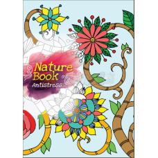 """Блокнот-антистресс TM Profiplan """"Nature book"""". 50131"""