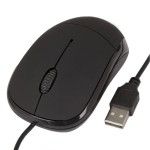 Mышь Gemix GM120, black USB