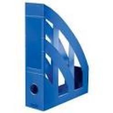 Підставка д/д верт.1 відд. КИП ЛВ-01 блакитний