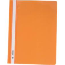 Швидкозшивач пласт. А4, PP, помаранчевий BM.3311-11