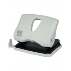 Діркопробивач пластиковий (до 20арк.), сірий BM.4009-09
