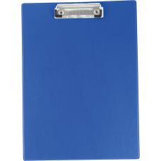 Кліпборд А4, PVC, т.синій. BM.3411-03