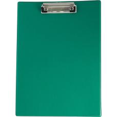 Кліпборд А4, PVC, зелений. BM.3411-04