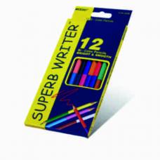 "Кольор. олівці ""MARCO"", 12шт двуцвет. 4110-12СВ"