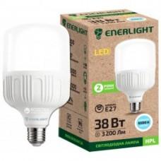 LED лампа ENERLIGHT HPL 38Вт 6500К Е27