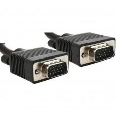 Кабель VGA 5м Cablеxpert (CC-PPVGA-5M-B) премиум качество,HD15M папа /HD15M папа, вдвойне-экранирова