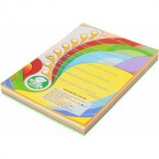 Набор бумаги цв. интенс. и паст IQ, А4/80 (10х25/250л.)A4.80.SC.RP99.250