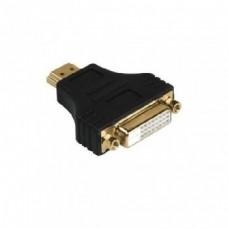 Адаптер-преобразователь Atcom HDMI(male) -VGA(female), длина кабеля 10см 9220