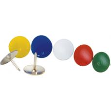 Кнопки кольорові, 100шт., ВМ. 5104